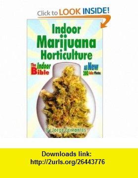 Free marijuana horticulture download ebook