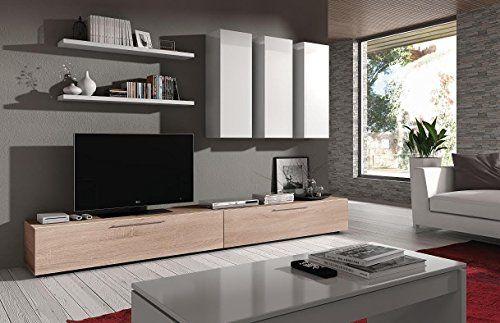 El mueble comedor Design es un completo salón formado por 3 módulos ...