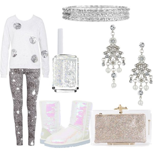 """""""SPARKLY"""" by mariaharrison1110 on Polyvore"""