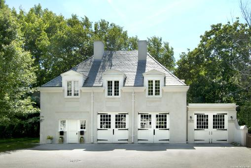 Coach House Architecture Design Indian Hill House Styles