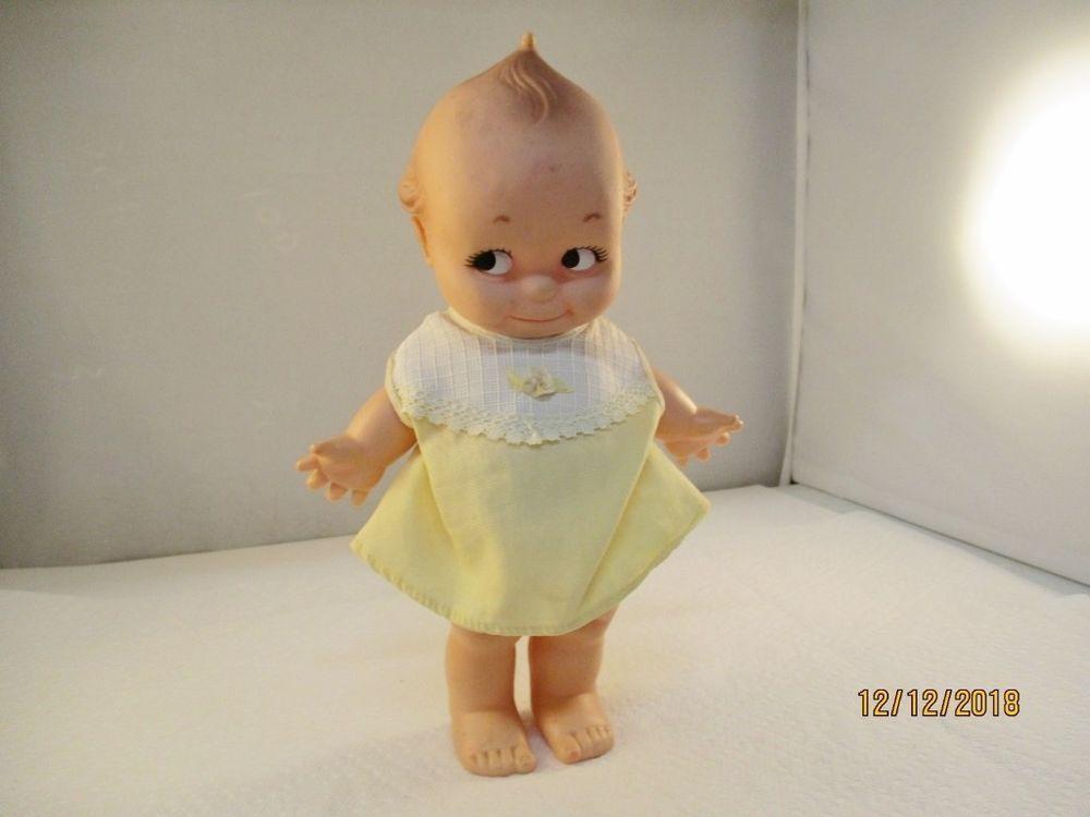 Adorable 10 Inch Cameo Kewpie Doll Cameo Dolls Kewpie Kewpie Dolls Vinyl Dolls