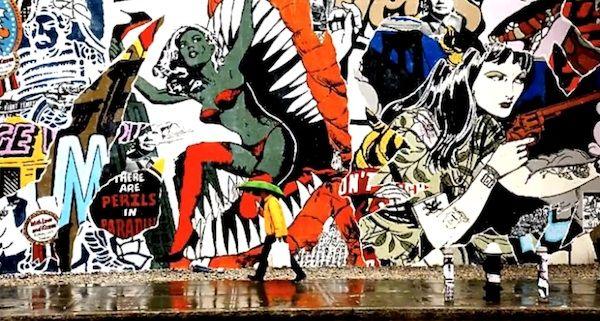 Brooklyn Street Art: Best Of Pieces 2011 (Pics & Clip)