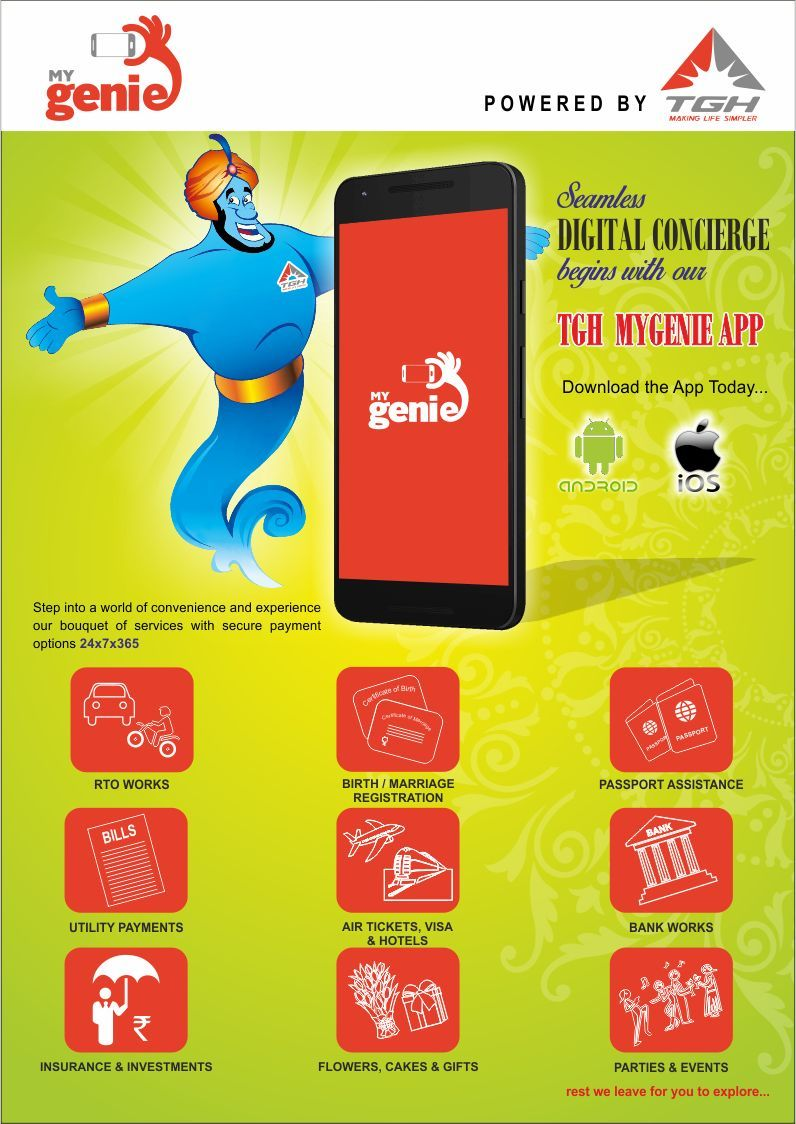 Free Download Apps TGH MyGenie AndroidApps on