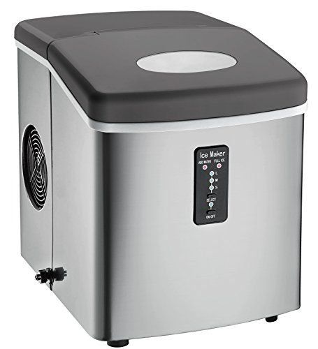 Igloo Ice103 Counter Top Ice Maker With Over Sized Ice Bucket