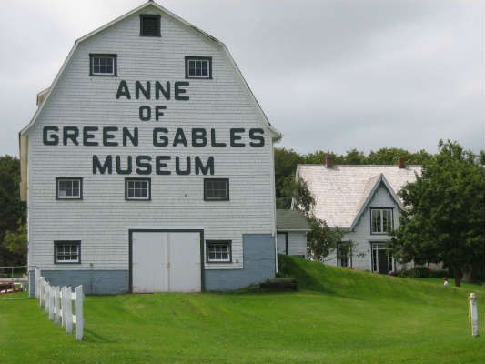 Anne of green gables museum prince edward island lucy for Anne maison pignon vert