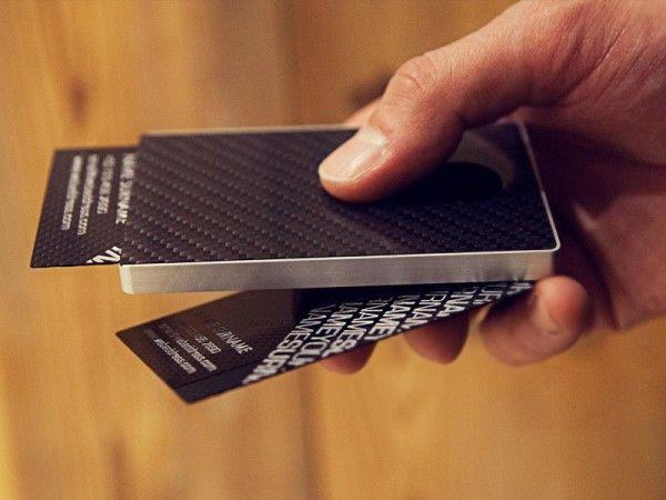 894052b65bdd metal business card case