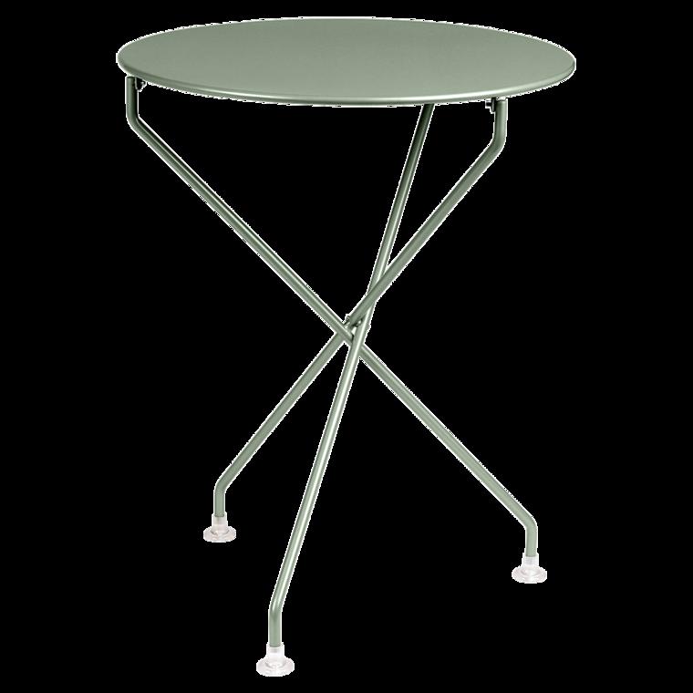 gueridon metal, petite table de jardin | Outdoors | Garten