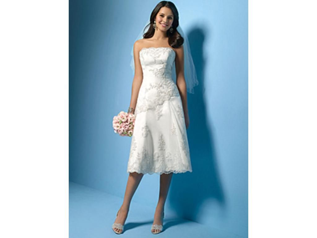 alfred angelo 2004 4 1 i like it. | .:my forever:. | Pinterest ...