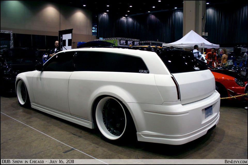 dodge custom | Custom Dodge Magnum by Halo - BenLevy.com | Beep ...