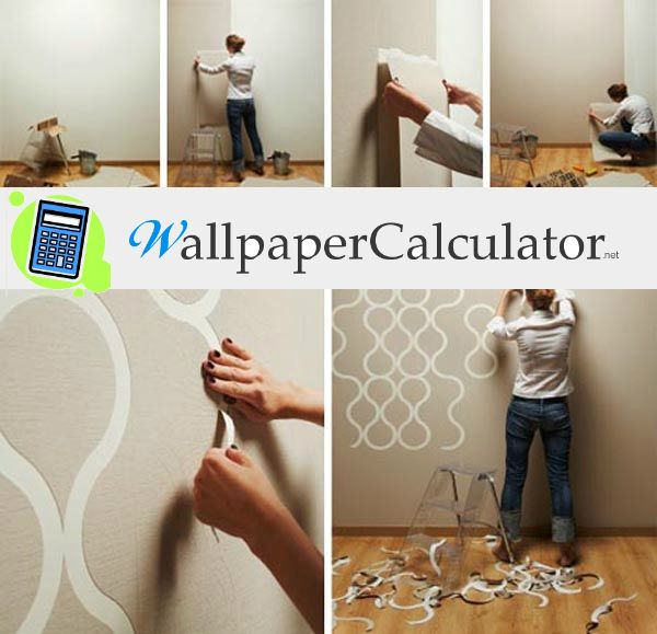Easily Estimate How Much Wallpaper Product You Will Need For The Job Click Here