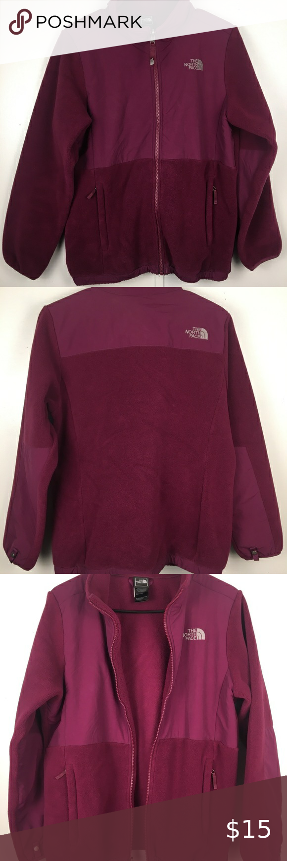 The North Face Girls Fleece Jacket North Face Jacket The North Face [ 1740 x 580 Pixel ]