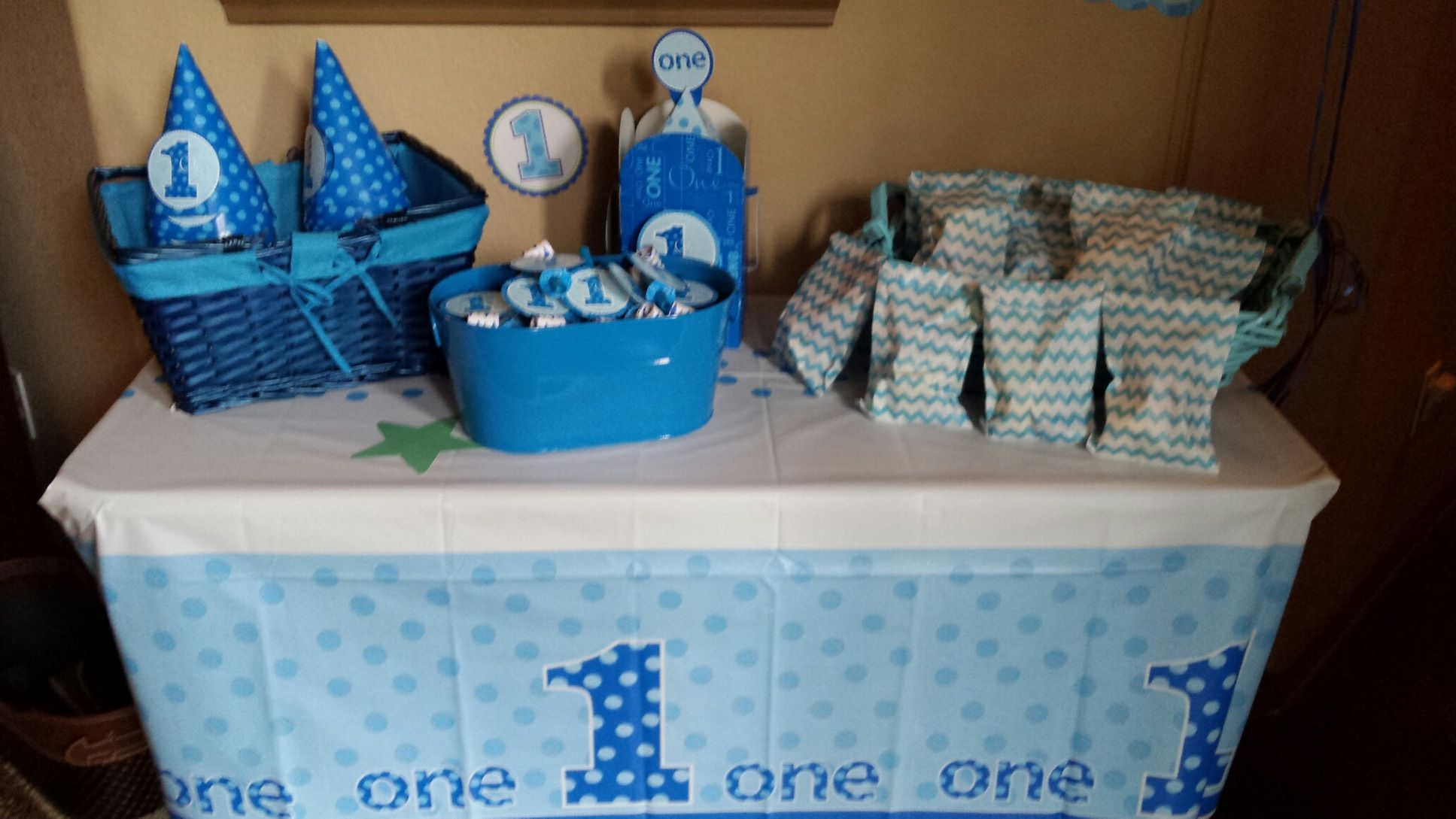 Party Favors Logan 39 S First Birthday Party Pinterest