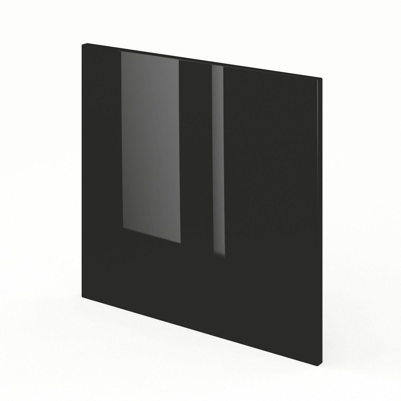 Codefdsh60 Cuisine Noire Lave Vaisselle Integrable Et