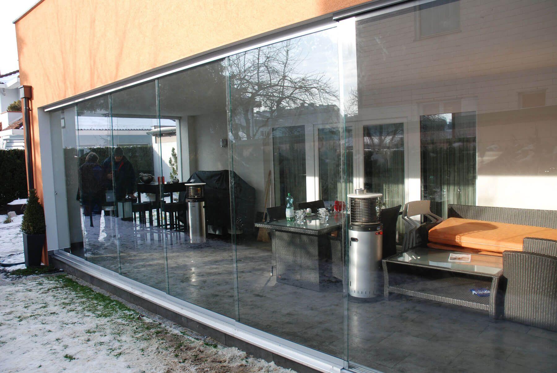 Amüsant Solarlux Falttüren Preise Dekoration Von Rahmenlose Verglasungen