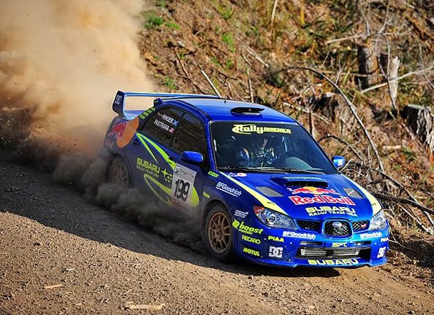 Travis Pastrana Subaru Impreza WRX STI | Auto Shows | News | Car ...