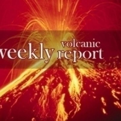 Active volcanoes in the world: April 2 - April 8 ...
