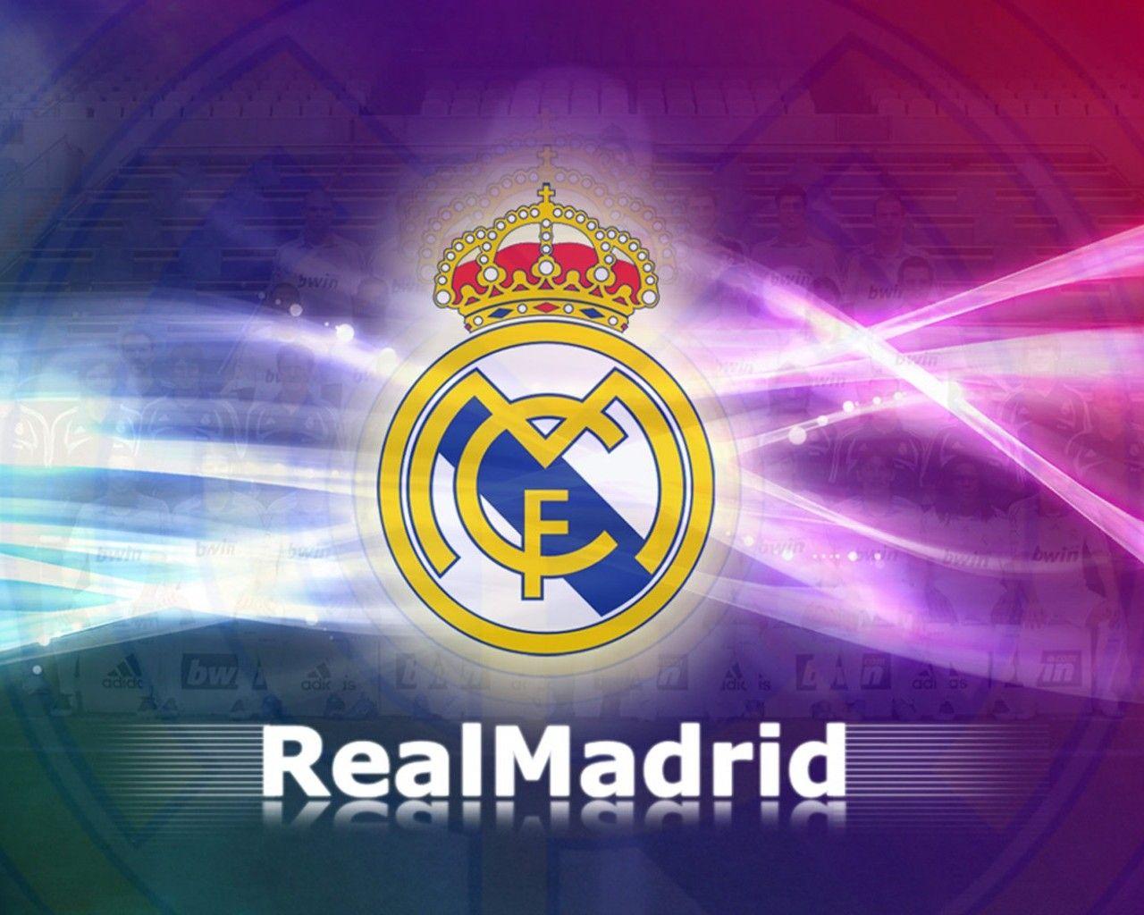 Equipo De Deporte Doodle Fondo Transparente: Escudo Del Real Madrid Para Portada De Facebook