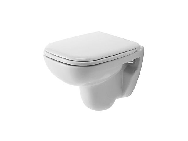 Duravit D Code Wall Mounted Toilet Compact 480 Mm Duravit D Code Wand Wc Compact 480 Mm Wall Mounted Toilet Duravit Toilet