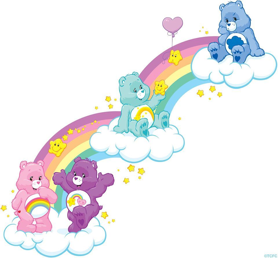 Care Bears Wallpaper: Love These Tattoos