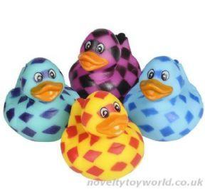 loot bag filler party bag novelty bath toy party favour Ninja rubber ducks