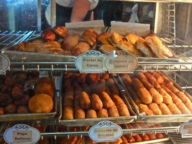Miami nice croquetas pastelitos cuban pastries - Cuban cuisine in miami ...