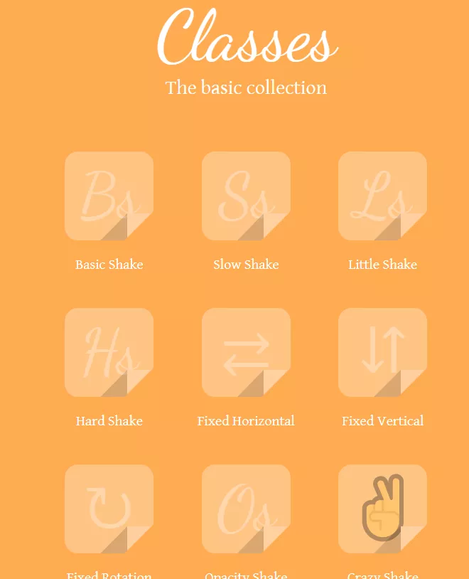30 Great CSS Hover Effect Libraries and Code Snippet Css