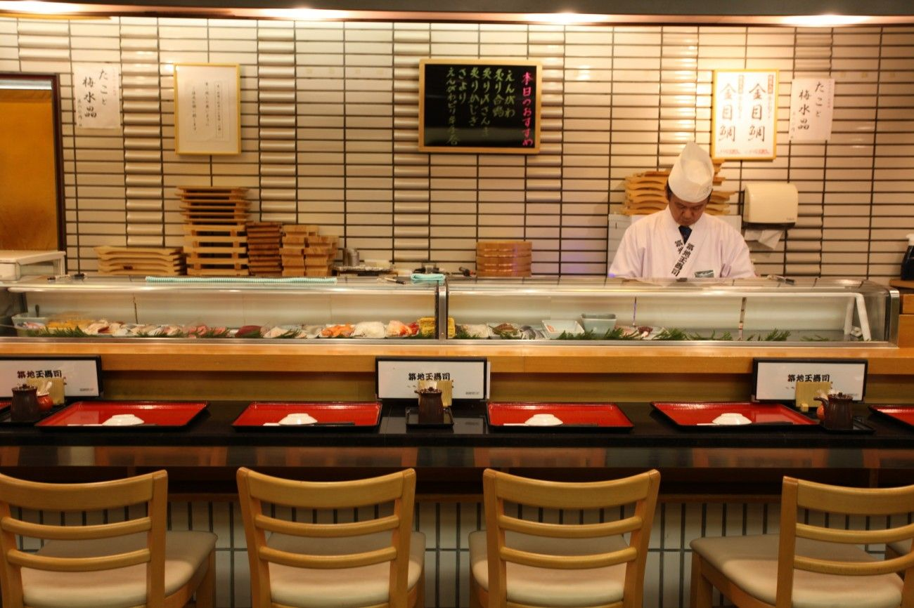 Top 3 All-You-Can-Eat Style Sushi Restaurants in Tokyo | MATCHA -  Japan Travel Web Magazine
