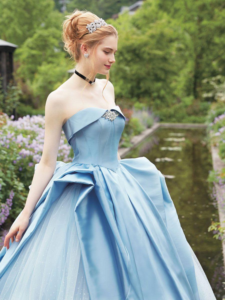 A Japanese wedding dress company is selling Disney-inspired wedding ...