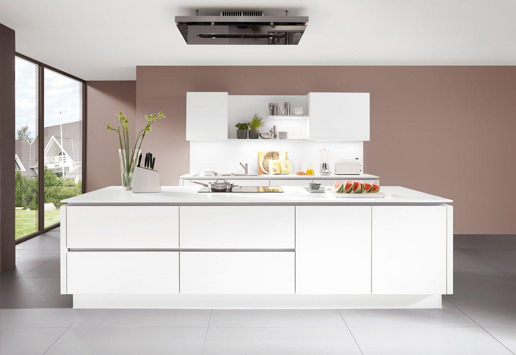 nobilia Küchen - cuisines - nobilia Produktmerkmale LINE N