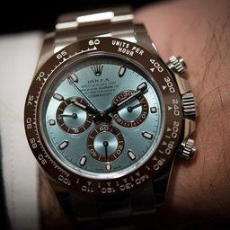rolex cosmograph daytona ice blue dial platinum mens watch rolex cosmograph daytona ice blue dial platinum mens watch 116506iblso
