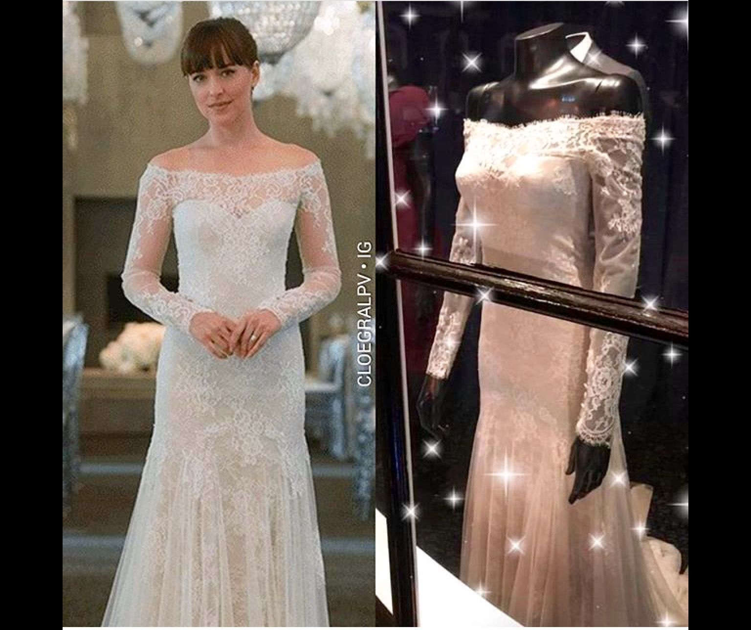 Pin De Lynn Plumb Brown Em Dakota Style Vestido De Noiva Vestidos 50 Tons [ 1288 x 1536 Pixel ]