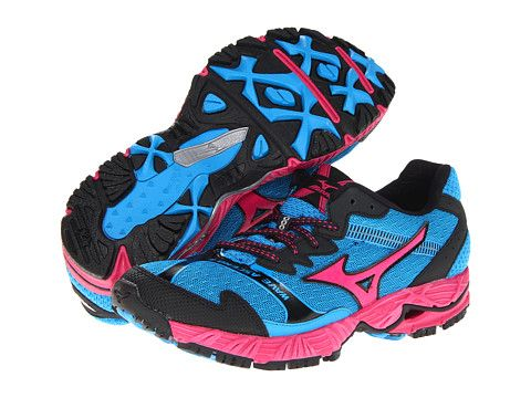 Mizuno Women's Wave Ascend 8 Trail Running Shoes at Free Shipping