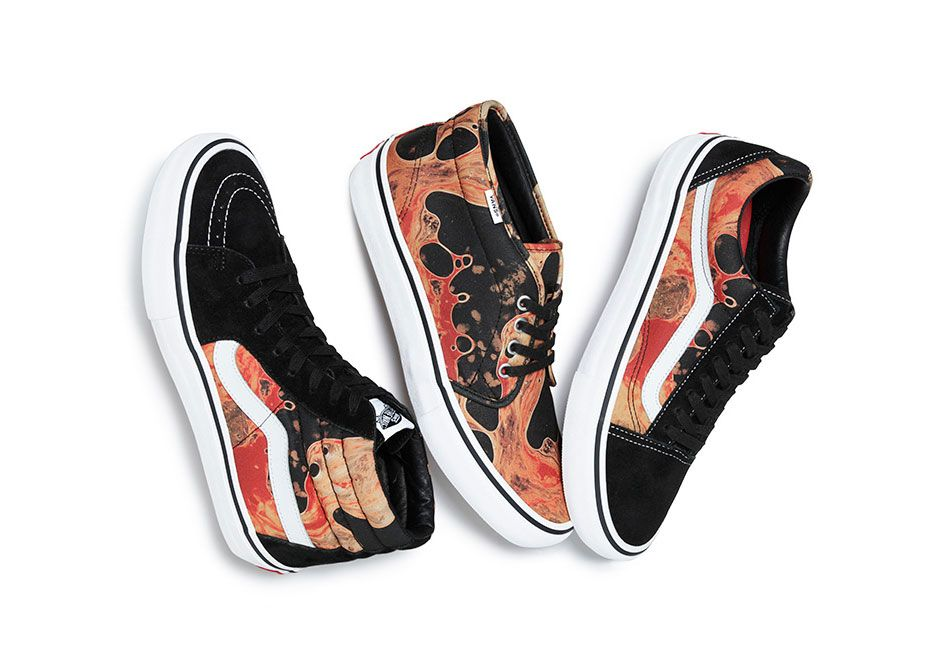 034ea7da9224  sneakers  news Supreme s Next Vans Collaboration Features Andres Serrano s  Piss Christ And Blood And Semen Photographs