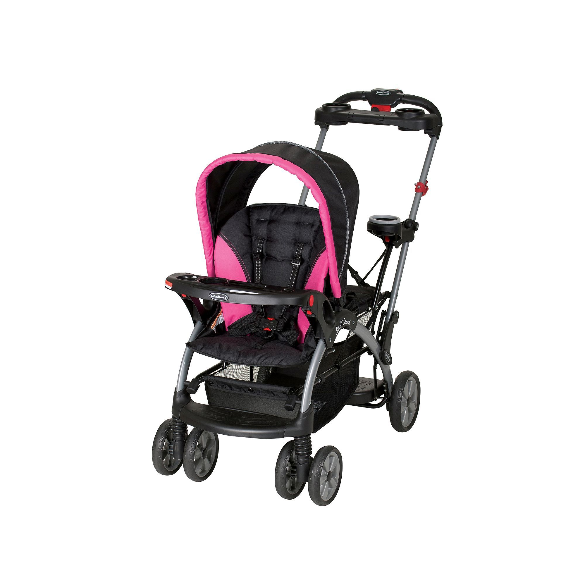 Baby Trend Sit N Stand Ultra Stroller Multicolor