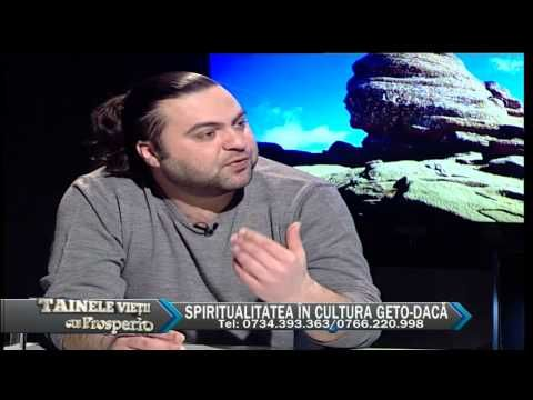DEZVĂLUIRI.Spiritualitatea în cultura geto-dacă (VIDEO)