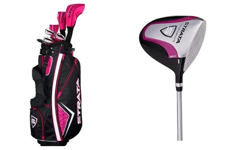 Callaway Women's Strata Complete Golf Set (11-Piece ...
