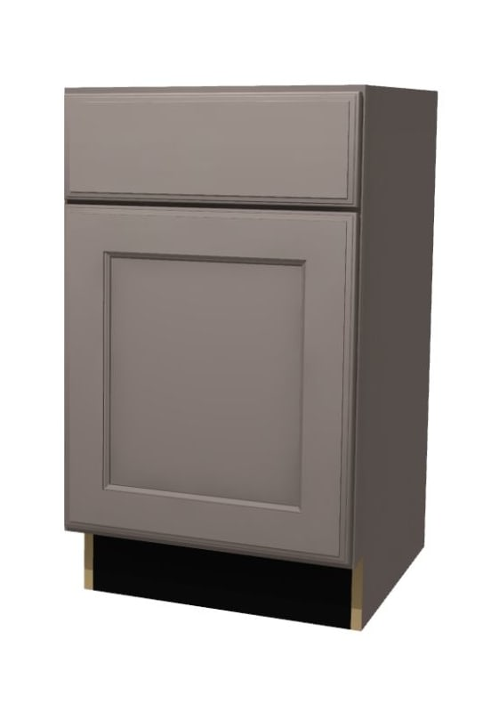 Essentials Ral Mp S N Sst S C Vb18r Panel Doors Base Cabinets Painting Cabinets