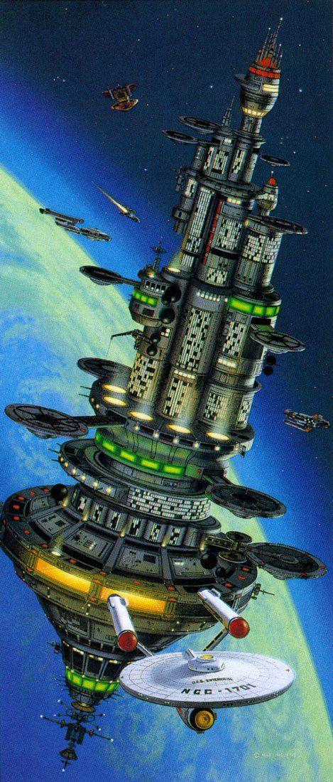 David Mattingly - Star Trek