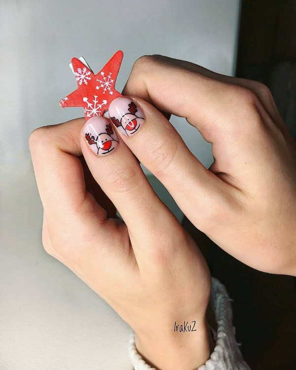 Trendy Manicure for the New Year 2021 Trends and