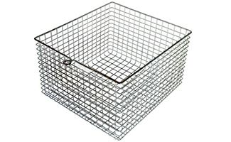Stainless Steel Wire Baskets - Alloy Trade, Manufacturers and ...