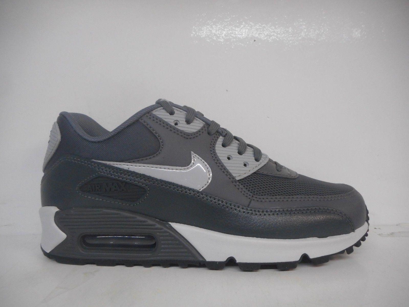 9bcec0c32b Nike Women'S Air Max 90 Essential Running Shoes Grey 616730-030 Select Size