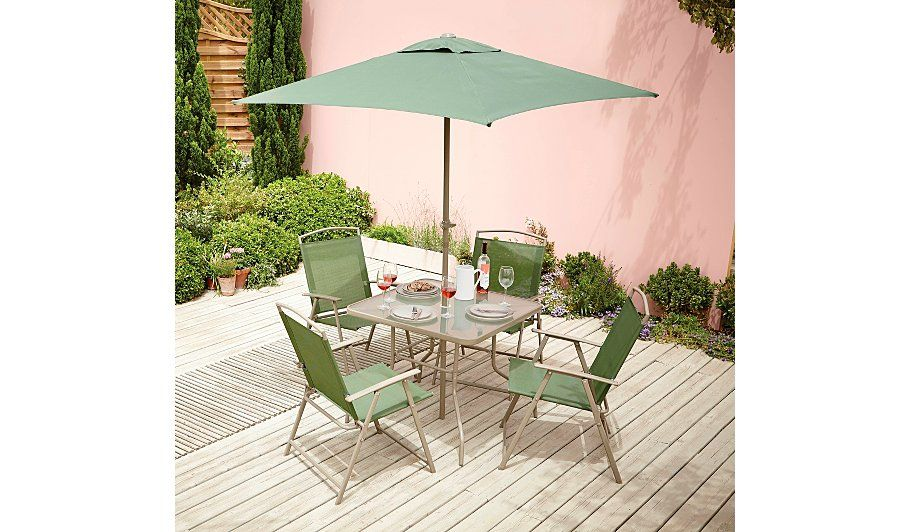 Buy Miami 6 Piece Patio Set From Our Garden Furniture