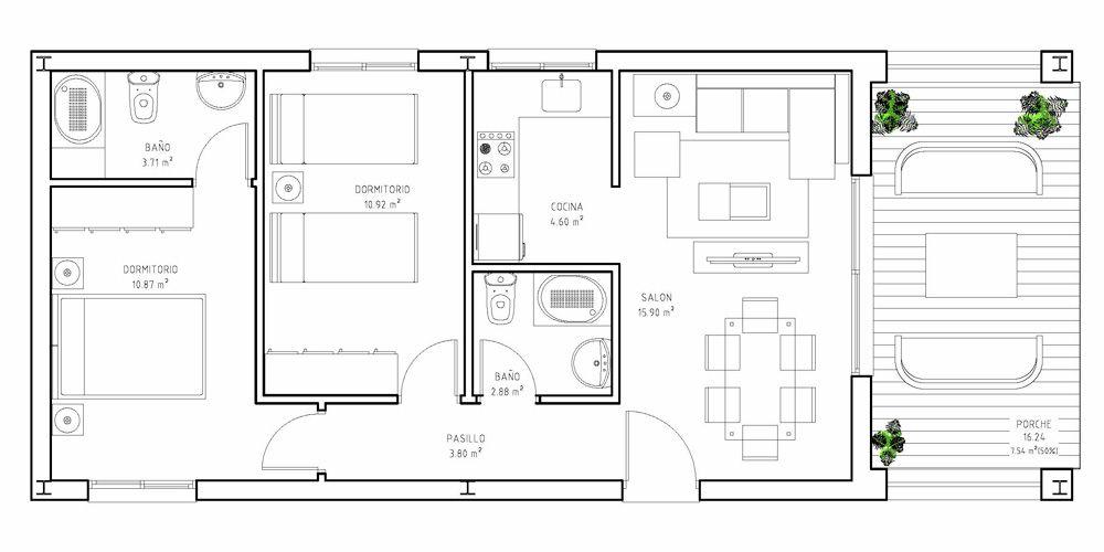 R-series-2+2-70.jpg (1000×500) | Casas | Pinterest | Granny flat ...