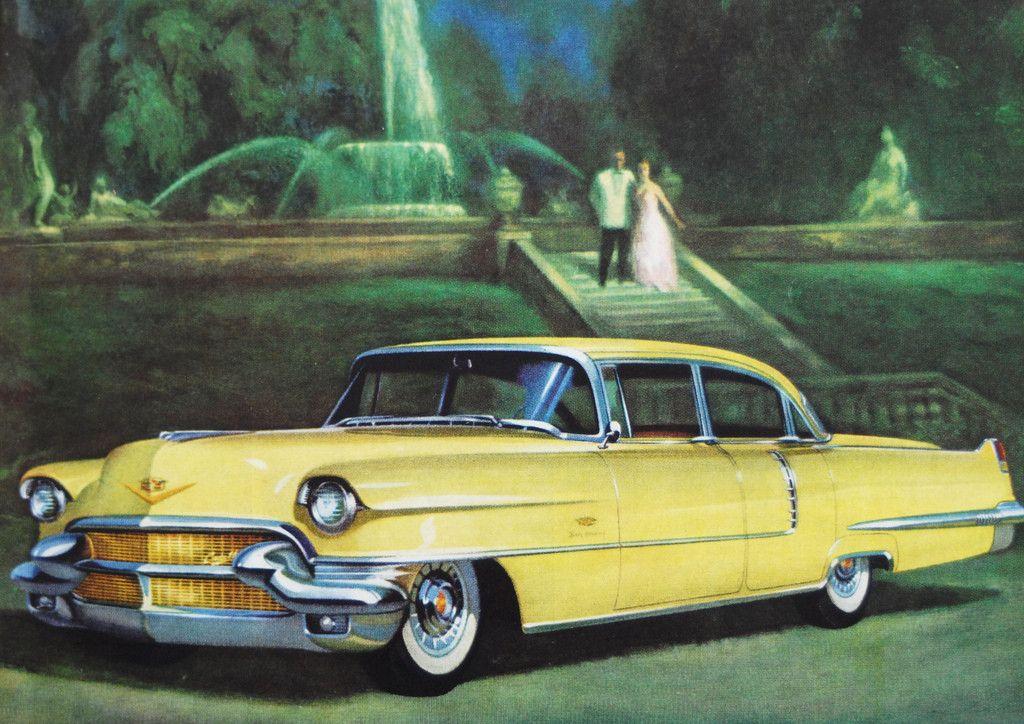 1956 Cadillac 4-Door