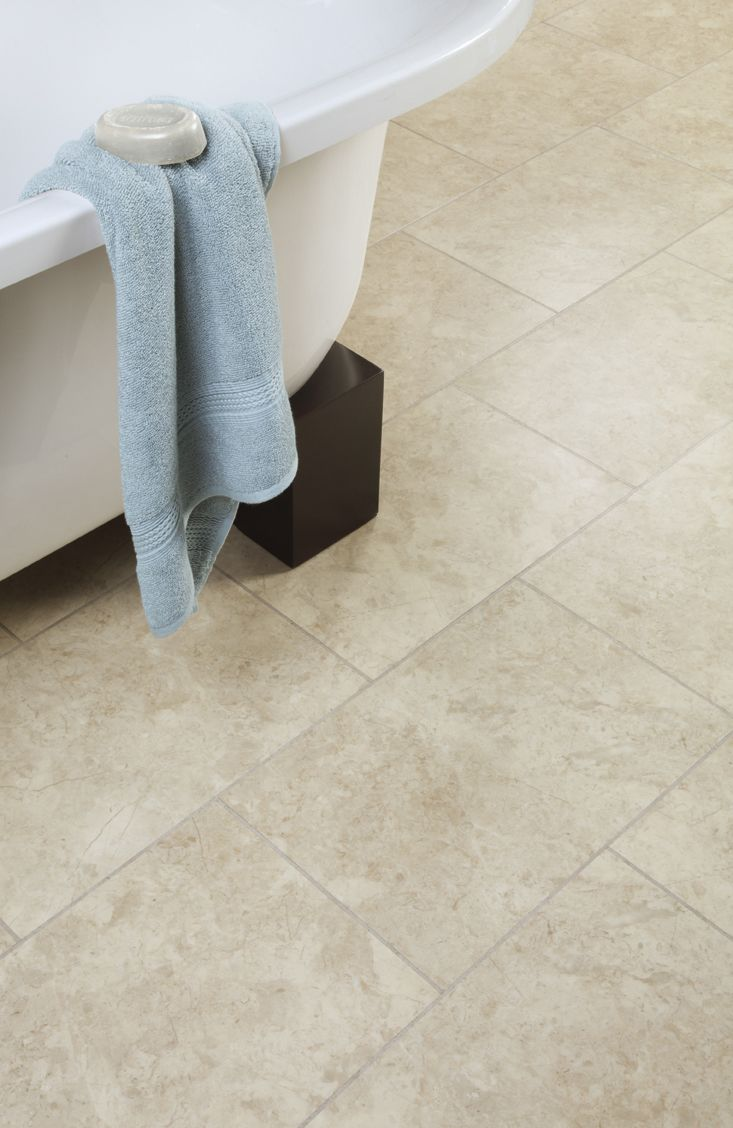Bottocino Cream With Images Vinyl Flooring Bathroom Vinyl