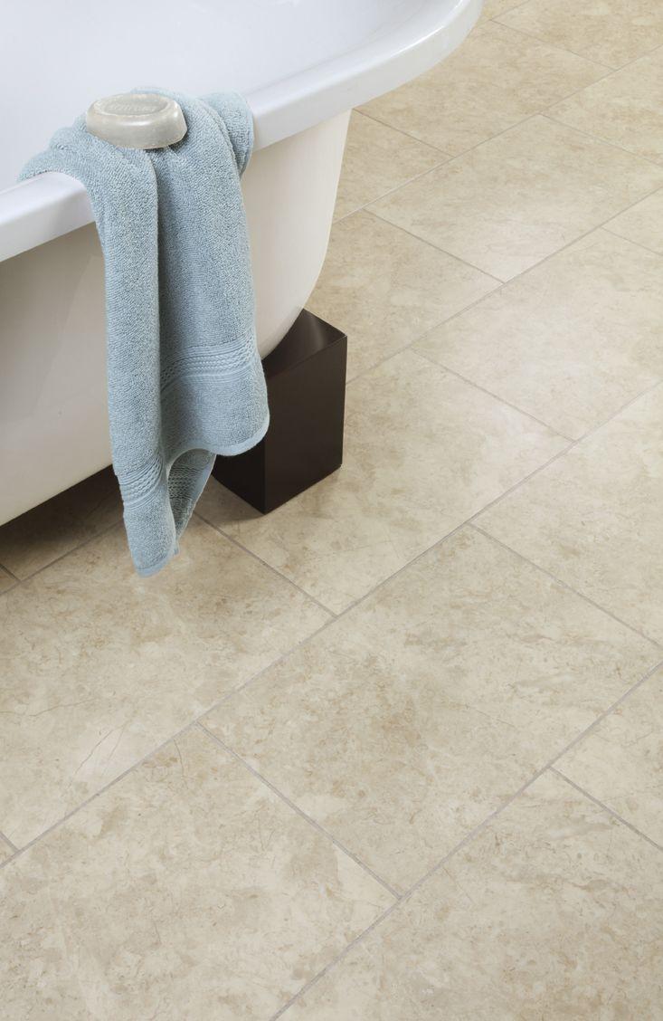 Bottocino Cream With Images Vinyl Flooring Bathroom Vinyl