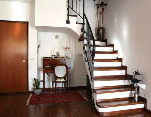 ideas para realzar escaleras pasillos y zonas de paso