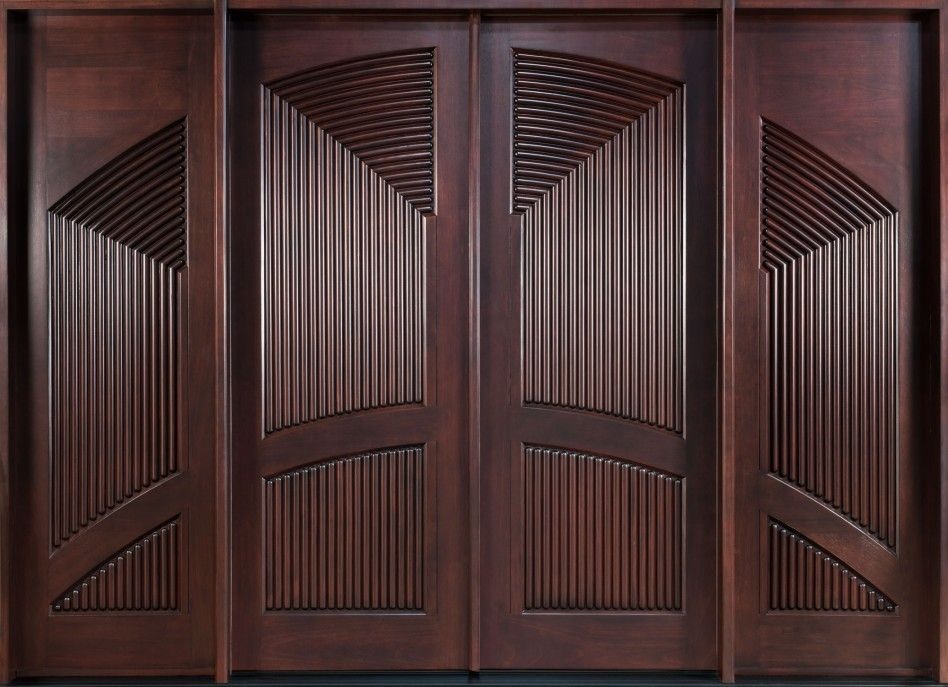 Beautiful Main Double Door Designs For Home Contemporary - Entrance door designs