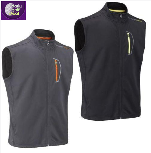 Today's Deal: Stuburt Sport Bonded Fleece Gilet – Black or Titanium http://dailygolfdeal.co.uk/deals/deals/stuburtgilet/