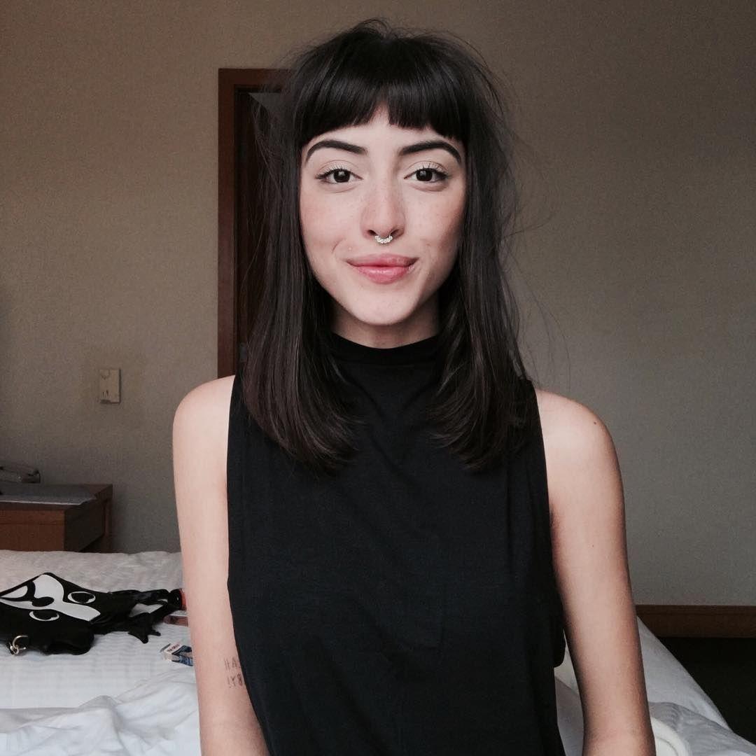 Pin by lizbeth on Hair in 2019   Hair cuts, Hair, Haircuts ...